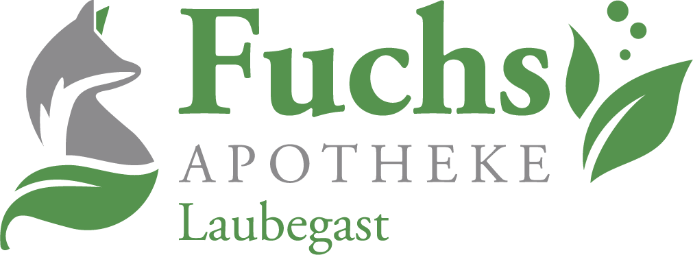 Logo Fuchs Apotheke Laubegast