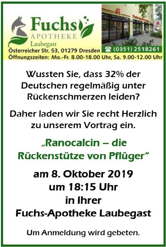 Flyer Ranocalcin